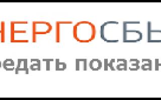 Передать показания счетчика электроэнергии Нижний Тагил  АО «ЭнергосбыТ Плюс»