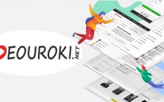 Личный кабинет Видеоуроки.нет: правила регистрации учеников, возможности аккаунта