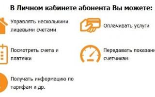 Саратовэнерго: регистрация личного кабинета, вход, возможности ЛК