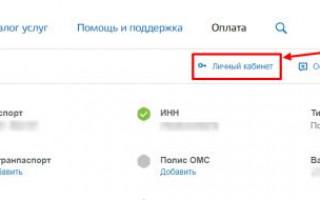 Госуслуги Хабаровск личный кабинет — вход, регистрация