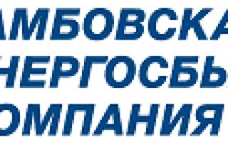 Оплата АО «Тамбовская сетевая компания»: коммунальные платежи
