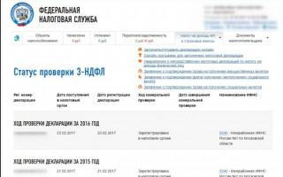 Как подать декларацию 3-НДФЛ через личный кабинет налогоплательщика