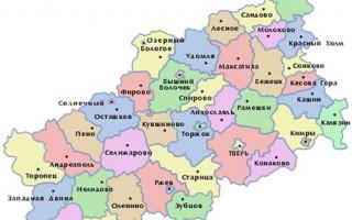 Билайн личный кабинет — в Тверской области