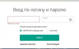 Вход в личный кабинет интернет-банкинга Белинвестбанк: доступные способы авторизации, функции аккаунта