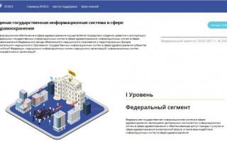 Личный кабинет на официальном сайте ЕГИСЗ: правила регистрации, функции аккаунта