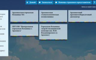 Портал пациента Регистратура 52 РФ — электронная запись на прием к врачу через интернет (Нижний Новгород)