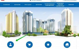 Вход в личный кабинет на сайте eric33.ru: пошаговая инструкция, оплата услуг в режиме онлайн