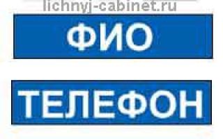 Госуслуги личный кабинет — в Москве и Московской области