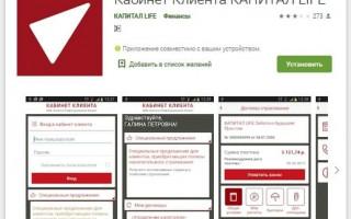 Личный кабинет Капитал Лайф: как регистрироваться, пользоваться и взаимодействовать с системой