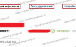 ГосУслуги Сыктывкар личный кабинет вход на сайт